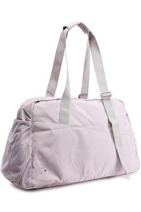 REEBOK Shell and mesh gym bag