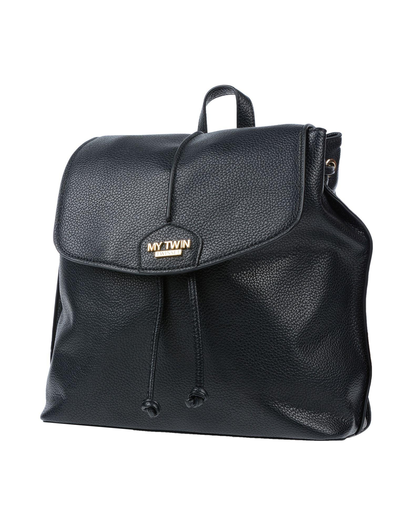 MY TWIN by TWINSET Рюкзаки и сумки на пояс мужские сумки