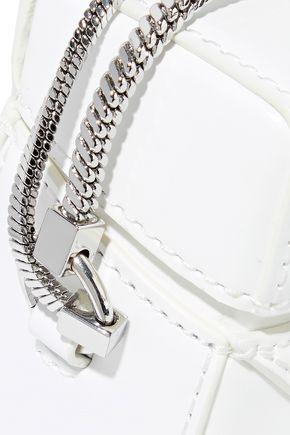 3.1 PHILLIP LIM Soleil glossed-leather shoulder bag