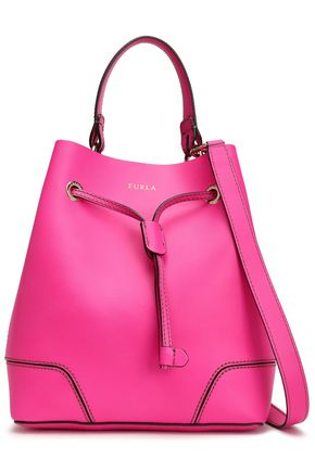 FURLA Leather bucket bag