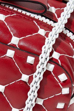 VALENTINO GARAVANI Free Rockstud Spike quilted leather shoulder bag