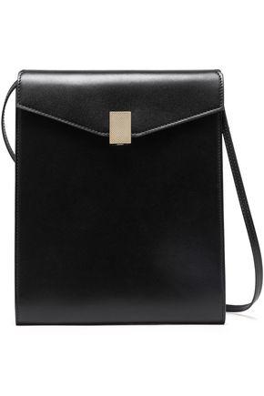 VICTORIA BECKHAM Textured-leather shoulder bag cd5241ffe2fbe