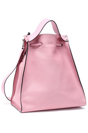 J.W.ANDERSON Leather bucket bag