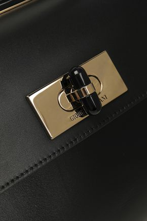 GIORGIO ARMANI Leather tote