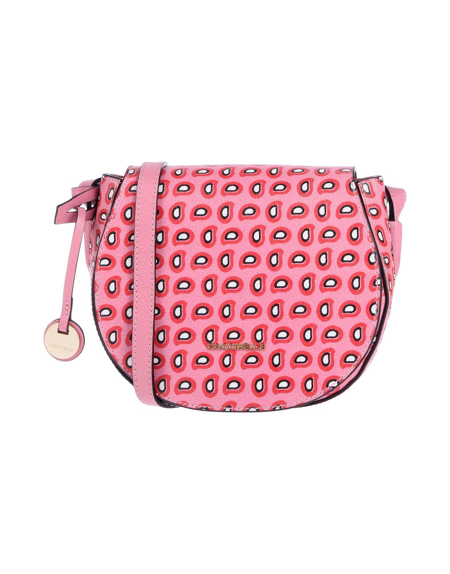 COCCINELLE Сумка через плечо сумка coccinelle e1 bd5 55 b7 01 240