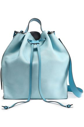 J.W.ANDERSON Two-tone leather bucket bag