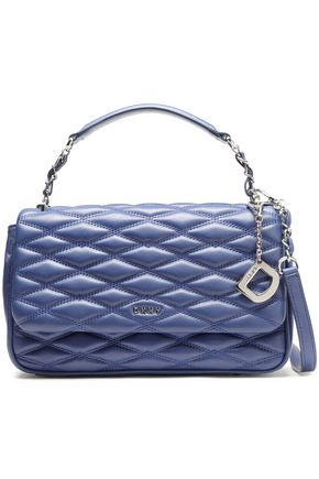 DKNY Lara quilted leather shoulder bag