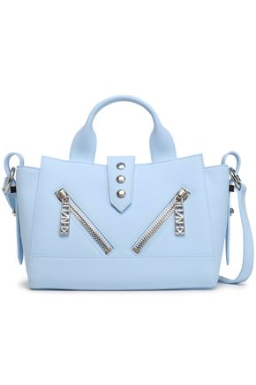 Matte Leather Tote by Kenzo