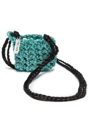 MISSONI Crochet keychain