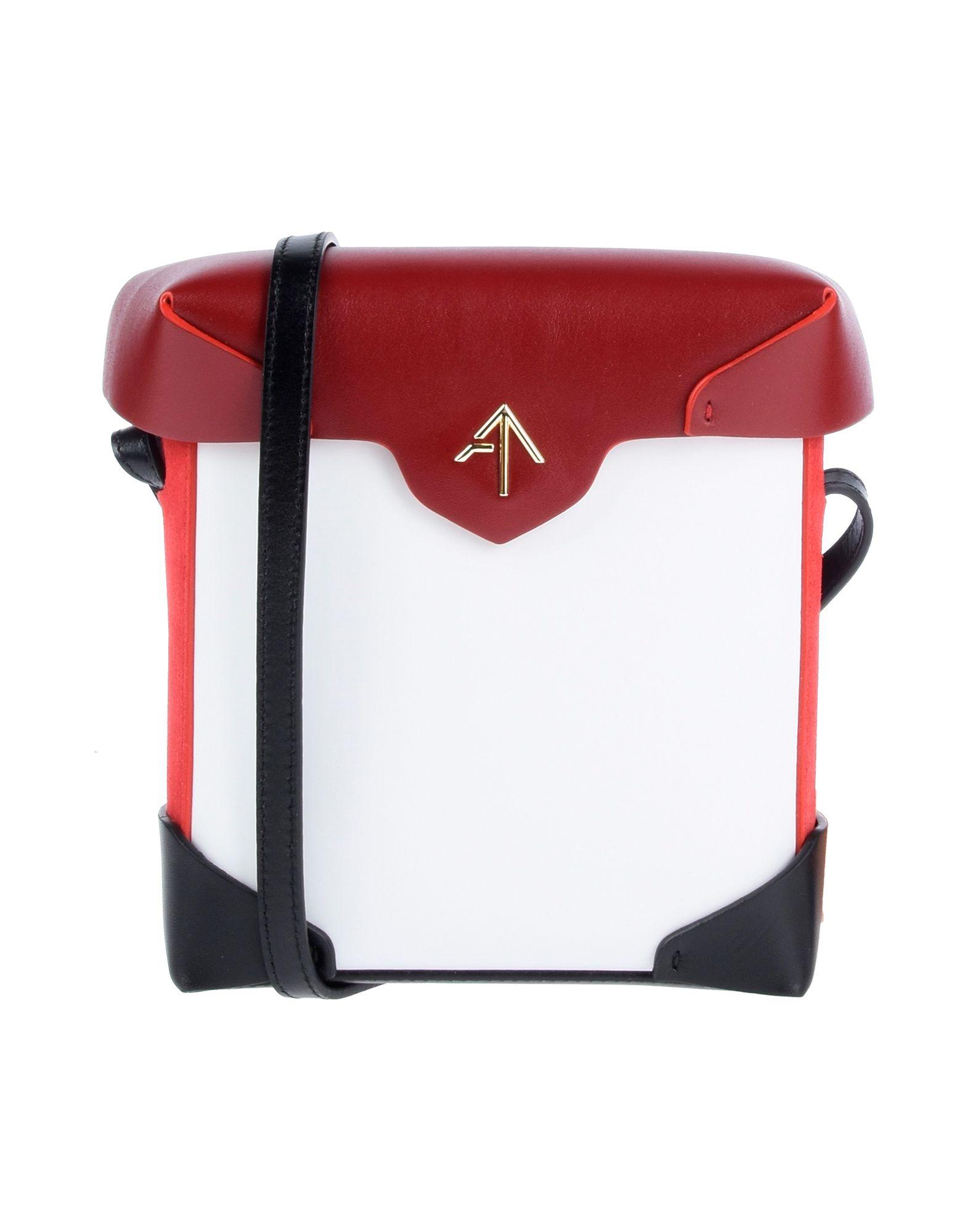 Фото - MANU ATELIER Сумка через плечо manu atelier сумка на плечо