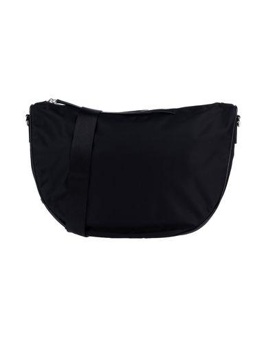 Фото - Сумку на плечо черного цвета