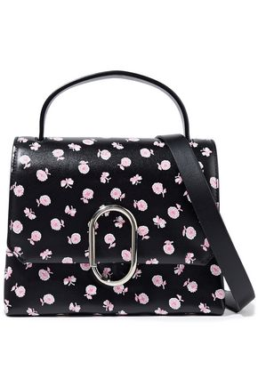3.1 PHILLIP LIM Alix mini floral-print leather shoulder bag