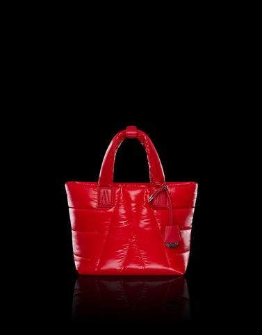 MONCLER POWDER TOTE SMALL - Small fabric bags - women