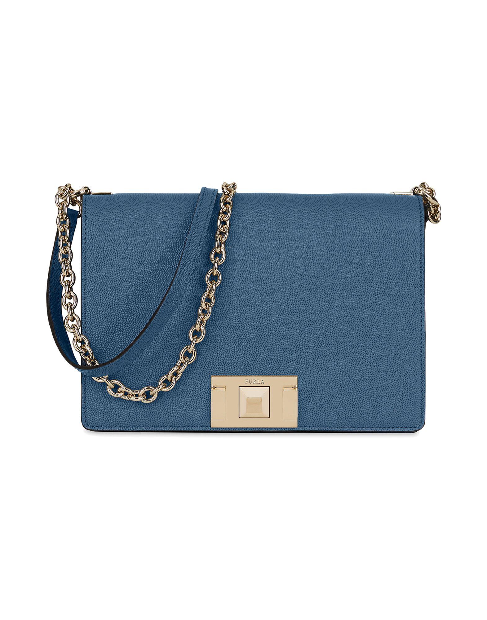 979bcc593a74 フルラ(FURLA) バッグ ブルー ショルダーバッグ - 価格.com