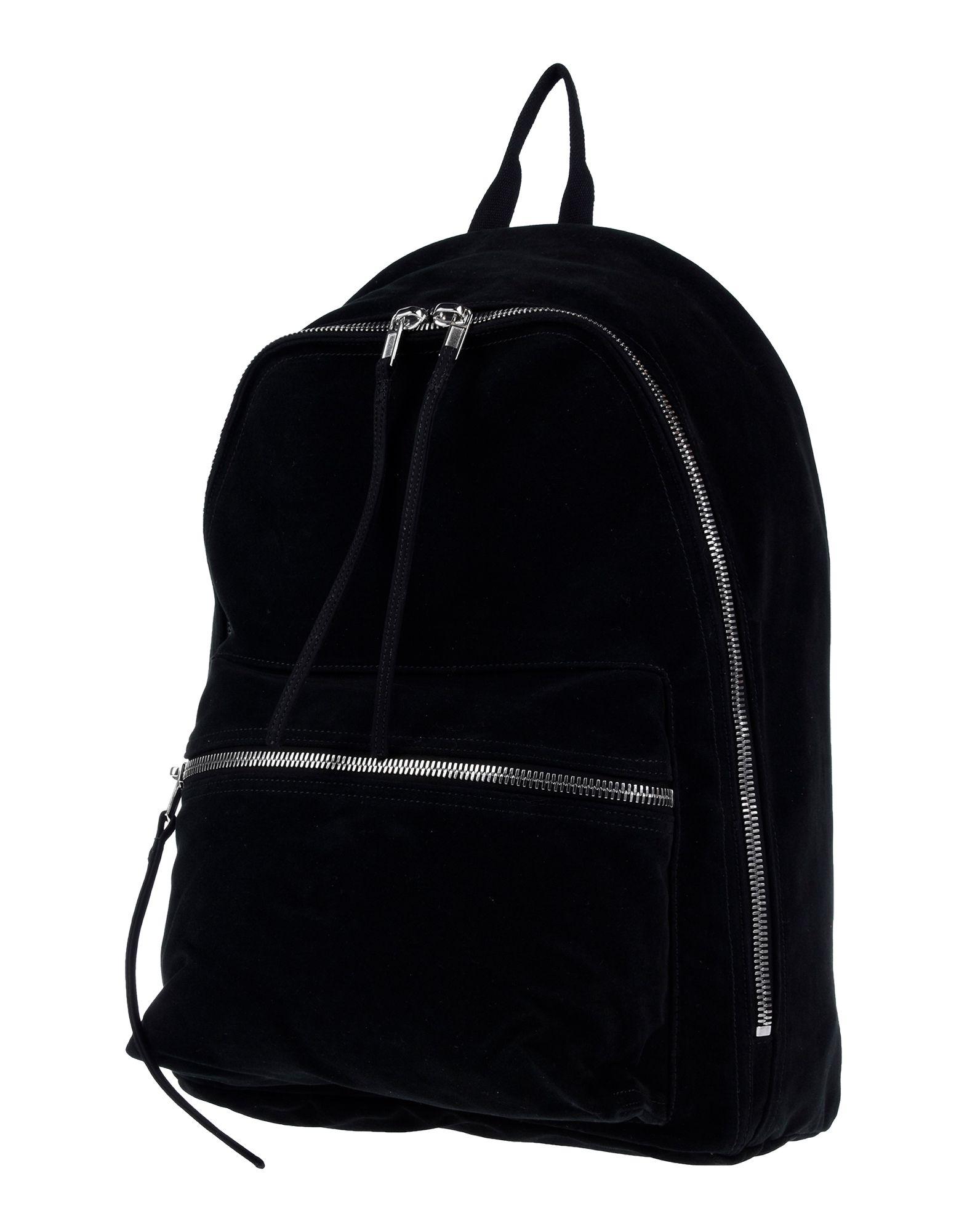 Rick Owens Drkshdw Backpacks BACKPACKS & FANNY PACKS