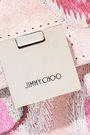 JIMMY CHOO Rebel embellished suede shoulder bag