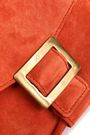 ROGER VIVIER Suede shoulder bag