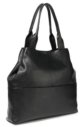 IRIS & INK Claire pebbled-leather tote