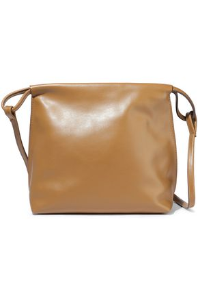 IRIS & INK Nevaeh leather shoulder bag