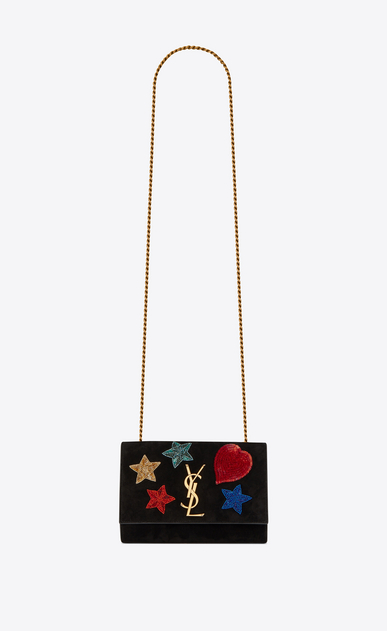 a1e8cff691a KATE Small in suede decorated with sequins ...