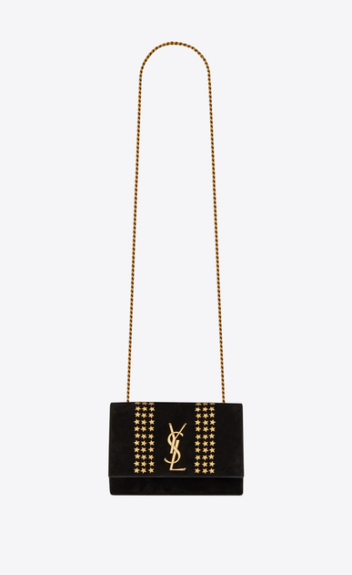 KATE Small in suede decorated with star studs