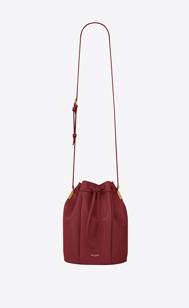 TALITHA medium bucket bag in smooth leather ... f9487a5c1e