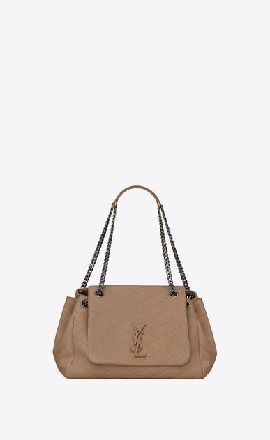 NOLITA Medium chain bag in vintage leather