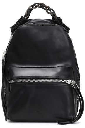 RICK OWENS Leather backpack