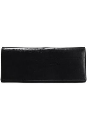 RICK OWENS Leather clutch