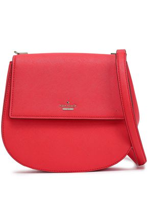 e668ba9ad4f7 KATE SPADE New York Cameron Street Byrdie color-block leather shoulder bag