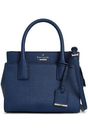 KATE SPADE New York Candace Cameron Street color-block leather shoulder bag