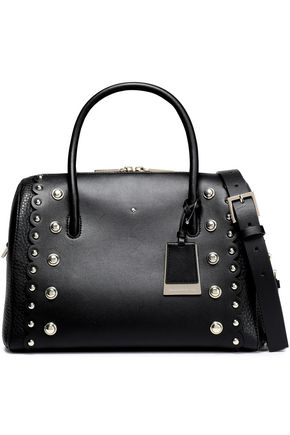 KATE SPADE New York Madison Stewart studded leather shoulder bag