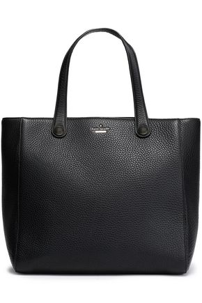 KATE SPADE New York Stewart Street Zia textured-leather tote