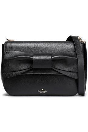 KATE SPADE New York Olive Drive Hetty bow-embellished leather shoulder bag