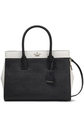 KATE SPADE New York Cameron Street Candace two-tone leather shoulder bag