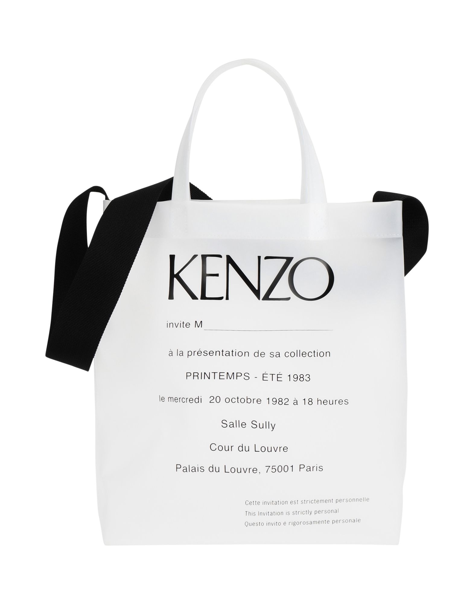 купить KENZO Сумка через плечо по цене 9900 рублей