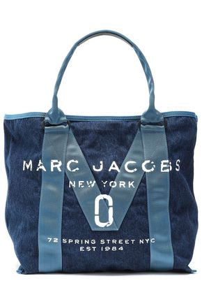 MARC JACOBS Denim tote