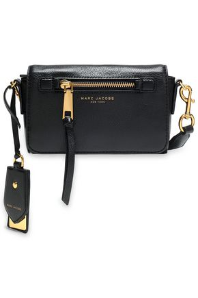 d7432be144 MARC JACOBS Textured-leather shoulder bag