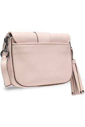 MARC JACOBS Tasseled leather shoulder bag