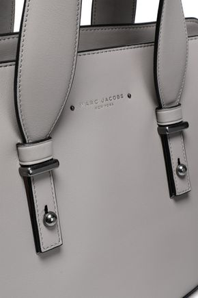 MARC JACOBS Rivet leather shoulder bag