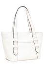 MARC JACOBS Embellished leather shoulder bag