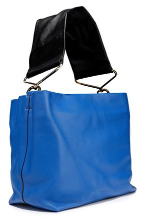 MARNI Maxi Strap leather shoulder bag