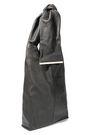 MARNI Tangle knotted brushed-leather shoulder bag