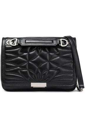 FURLA Quilted leather shoulder bag