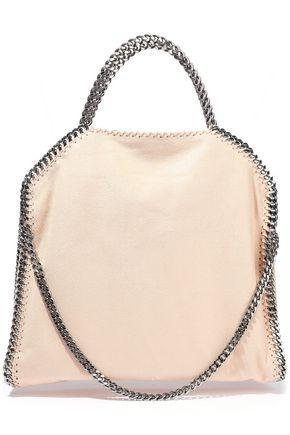 4c66544bc4ddc STELLA McCARTNEY Falabella faux brushed-leather shoulder bag