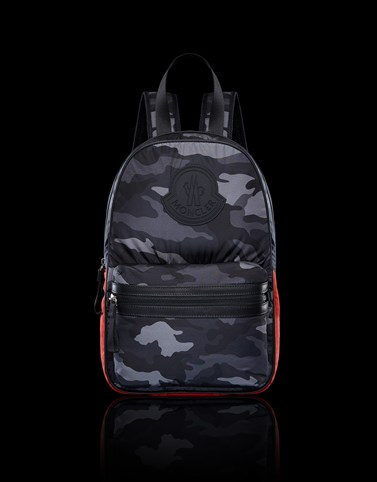 MONCLER PETIT GEORGE - Rucksacks - men