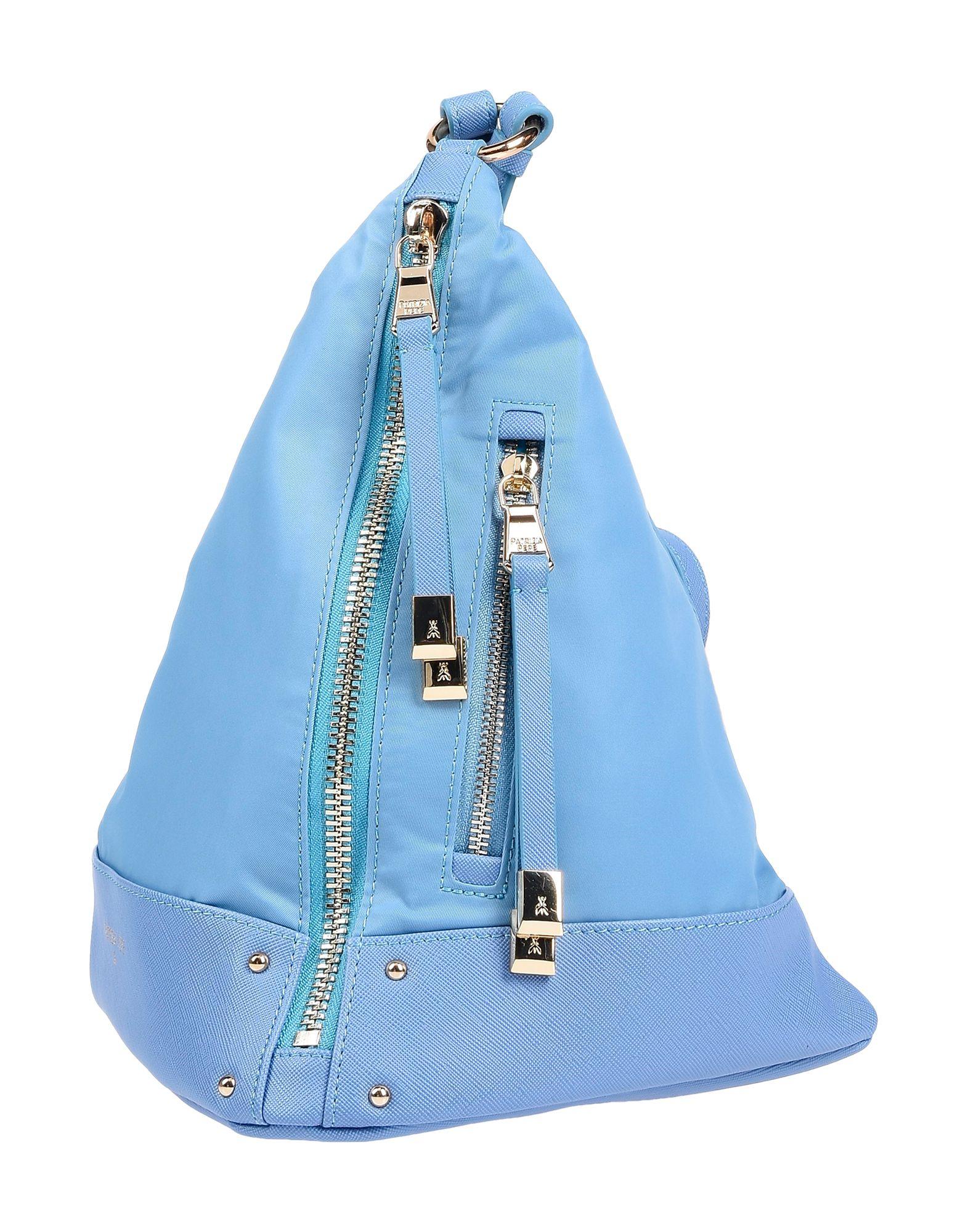 PATRIZIA PEPE Рюкзаки и сумки на пояс сумки