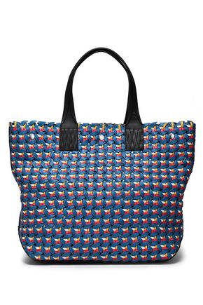 RAG & BONE Woven leather tote