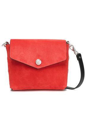 RAG & BONE Suede shoulder bag