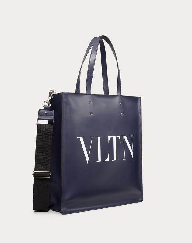 SHOPPER VLTN AUS LEDER